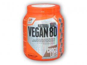 PROTEIN Extrifit Vegan 80 1000g  + šťavnatá tyčinka ZDARMA