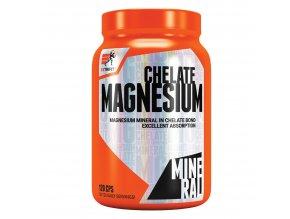 Extrifit Magnesium Chelate 120 kapslí  + šťavnatá tyčinka ZDARMA