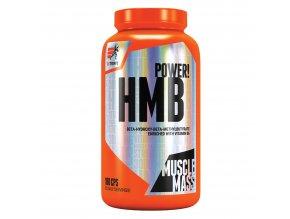 Extrifit HMB Power Muscle Mass 180 kapslí  + šťavnatá tyčinka ZDARMA