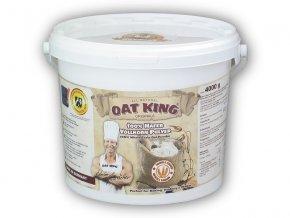 Oat King Oat king pulver 100% 4000g  + šťavnatá tyčinka ZDARMA