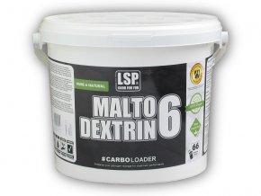 LSP Nutrition Maltodextrin 6 4000g  + šťavnatá tyčinka ZDARMA