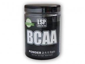 LSP Nutrition BCAA 2:1:1 500g  + šťavnatá tyčinka ZDARMA