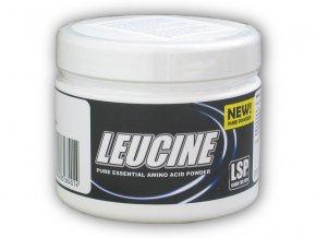 LSP Nutrition Leucine pure natural 200g  + šťavnatá tyčinka ZDARMA