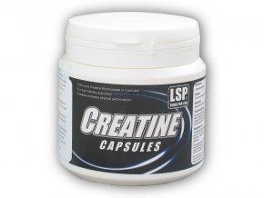 LSP Nutrition Creatine caps 250 kapslí  + šťavnatá tyčinka ZDARMA
