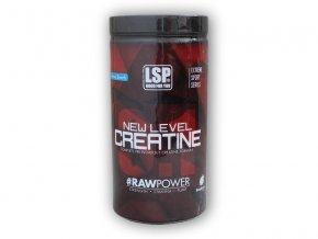 LSP Nutrition New level creatine 3.0 1500g  + šťavnatá tyčinka ZDARMA