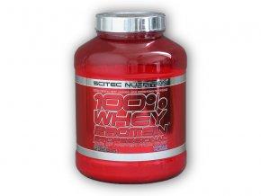 PROTEIN Scitec 100% Whey Protein Professional 2350g  + šťavnatá tyčinka ZDARMA