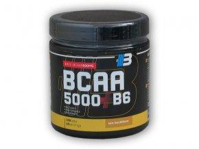 Body Nutrition BCAA 5000 + B6 300 tablet  + šťavnatá tyčinka ZDARMA