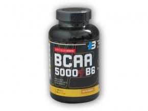 Body Nutrition BCAA 5000 + B6 150 tablet  + šťavnatá tyčinka ZDARMA