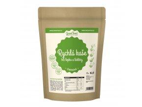 GreenFood Nutrition Rychlá kaše pohanková bez lepku, laktozy 500g