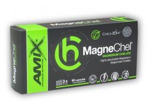 Amix ChelaZone MagneChel 90 Vcps - Magnesium Chelate  + šťavnatá tyčinka ZDARMA