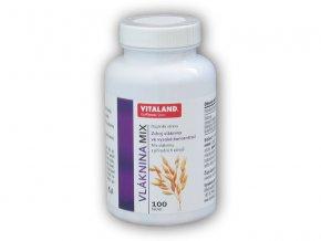 Vitaland Vitaland Vláknina Mix Fiber Plus 100 tablet