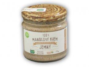 Božské oříšky 100% mandlový krém jemný 190g