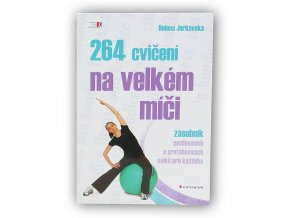 Grada Publishing 264 cvičení na velkém míči
