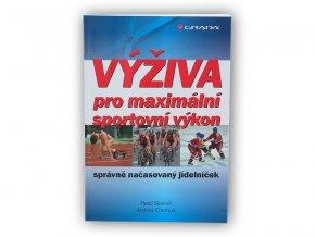Grada Publishing Výživa pro maximální sportovní výkon  + šťavnatá tyčinka ZDARMA