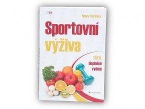 Grada Publishing Sportovní výživa - 3 vydání  + šťavnatá tyčinka ZDARMA
