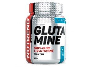 Nutrend Glutamine 500g  + šťavnatá tyčinka ZDARMA