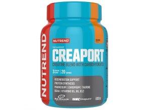 Nutrend Creaport 600g  + šťavnatá tyčinka ZDARMA