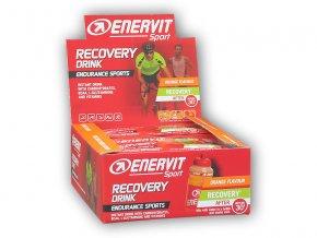 Enervit 20x Recovery drink 50g sáček pomeranč  + šťavnatá tyčinka ZDARMA
