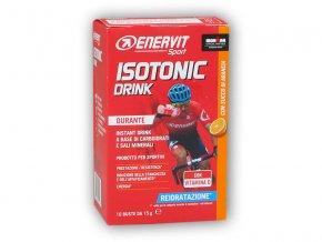 Enervit Enervit Isotonic Drink 10x15g sáčky pomeranč