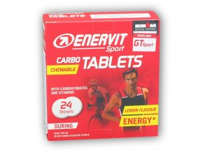 Enervit Enervit Carbo 24 tablet blistr citron
