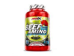 Amix Beef Amino 550 tablet  + šťavnatá tyčinka ZDARMA