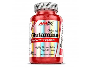Amix Glutamine PepForm Peptides 90 kapslí