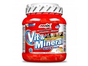 Amix Super Pack Vit & Mineral 30 dávek  + šťavnatá tyčinka ZDARMA