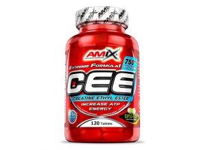 Amix CEE Creatine Ethyl Ester 120 tablet  + šťavnatá tyčinka ZDARMA