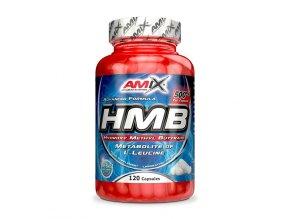 Amix HMB 220 kapslí  + šťavnatá tyčinka ZDARMA