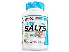 Amix Performance Series E-lite Salts 120 kapslí