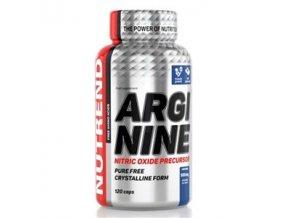 Nutrend Arginine 120 kapslí  + šťavnatá tyčinka ZDARMA