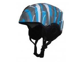 ACRA Lyžařská a snowboardová helma BROTHER - vel. S - 48-52 cm  + šťavnatá tyčinka ZDARMA