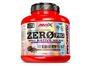 PROTEIN Amix ZeroPro Protein 2000g  + šťavnatá tyčinka ZDARMA