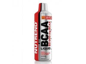Nutrend BCAA Liquid 1000ml  + šťavnatá tyčinka ZDARMA