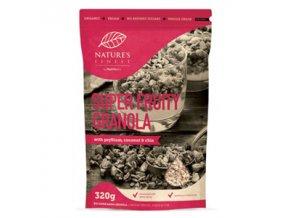 Nutrisslim Super Fruity Granola Bio 320g