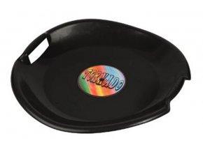 Acra Tornádo talíř sáňkovací 05-A2034/1 - černý