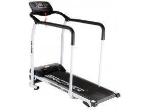 ACRA GB3400 Běžecký pás pro chůzi a pomalý běh - se zábradlím PŘEDVÁDĚCÍ MODEL  + šťavnatá tyčinka ZDARMA