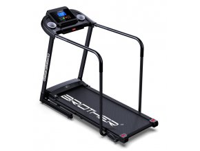 ACRA GB3500 Běžecký pás pro chůzi a pomalý běh - se zábradlím PŘEDVÁDĚCÍ MODEL  + šťavnatá tyčinka ZDARMA