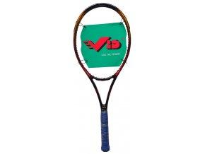 ACRA G2418 Pálka tenisová 100% grafitová SLEVA - AKCE  + šťavnatá tyčinka ZDARMA
