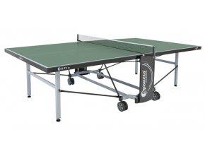 Sponeta S5-72e pingpongový stůl zelený  + šťavnatá tyčinka ZDARMA