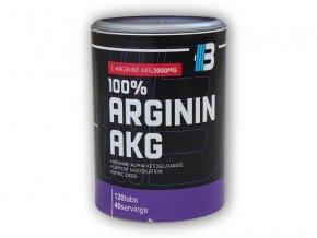 Body Nutrition 100% Arginin AKG 120 tablet  + šťavnatá tyčinka ZDARMA