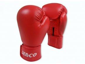 Box rukavice SEDCO competition TREN. 16 OZ  + šťavnatá tyčinka ZDARMA