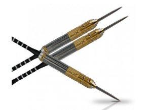 Šipky XQ MAX Steel Falcon - 25g  + šťavnatá tyčinka ZDARMA