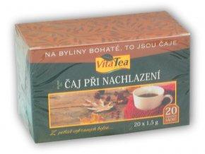 VitaHarmony Čaj Při nachlazení 20 sáčků