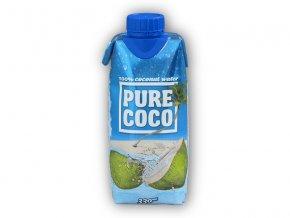 Pure Coco Pure Coco 100% coconut water 330ml