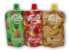 Natura Nuova Frulla Pure ovocná přesnídávka 90g