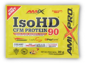 PROTEIN Amix Pro Series IsoHD 90 CFM Protein 30g sáček