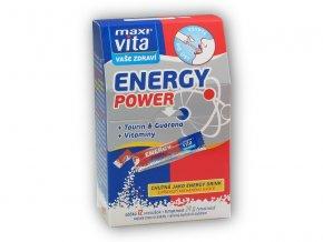 Maxivita Maxivita Energy Power Taurin+Guarana 12 sáčků
