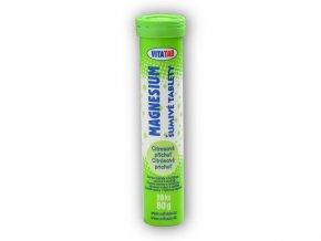 Vitatab Vitatab Magnesium 20 šumivých tablet