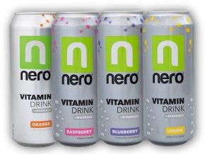 NeroDrinks Nero Active nápoj s vitaminy a minerály 500ml